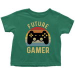 Load image into Gallery viewer, Toddler Shirt, Future Gamer