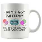 Load image into Gallery viewer, 65th Birthday Mug 2021