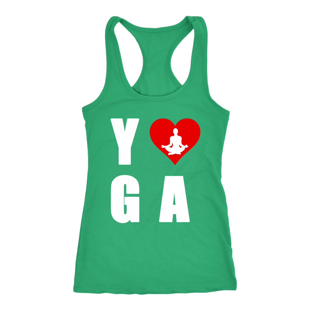 Yoga Love Tank Top