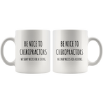 Load image into Gallery viewer, Funny Chiropractor Mug