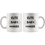 Load image into Gallery viewer, Cute Baby Maker Mug