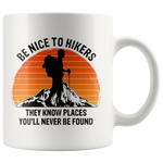 Load image into Gallery viewer, Funny Hiker Mug