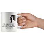 Load image into Gallery viewer, Funny Rock Climber Mug