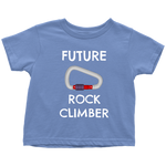 Load image into Gallery viewer, Toddler Shirt, Future Rock Climber