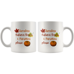 Load image into Gallery viewer, Cute Fall Mug