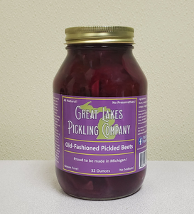 Old-Fashioned Pickled Beets