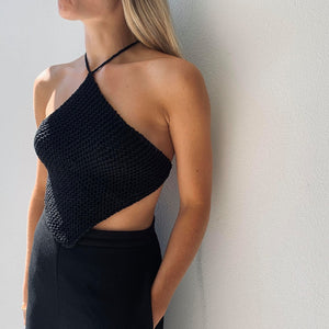 Marbella Top / Black