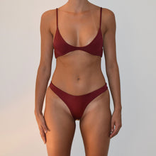 Load image into Gallery viewer, Siena Top / Merlot