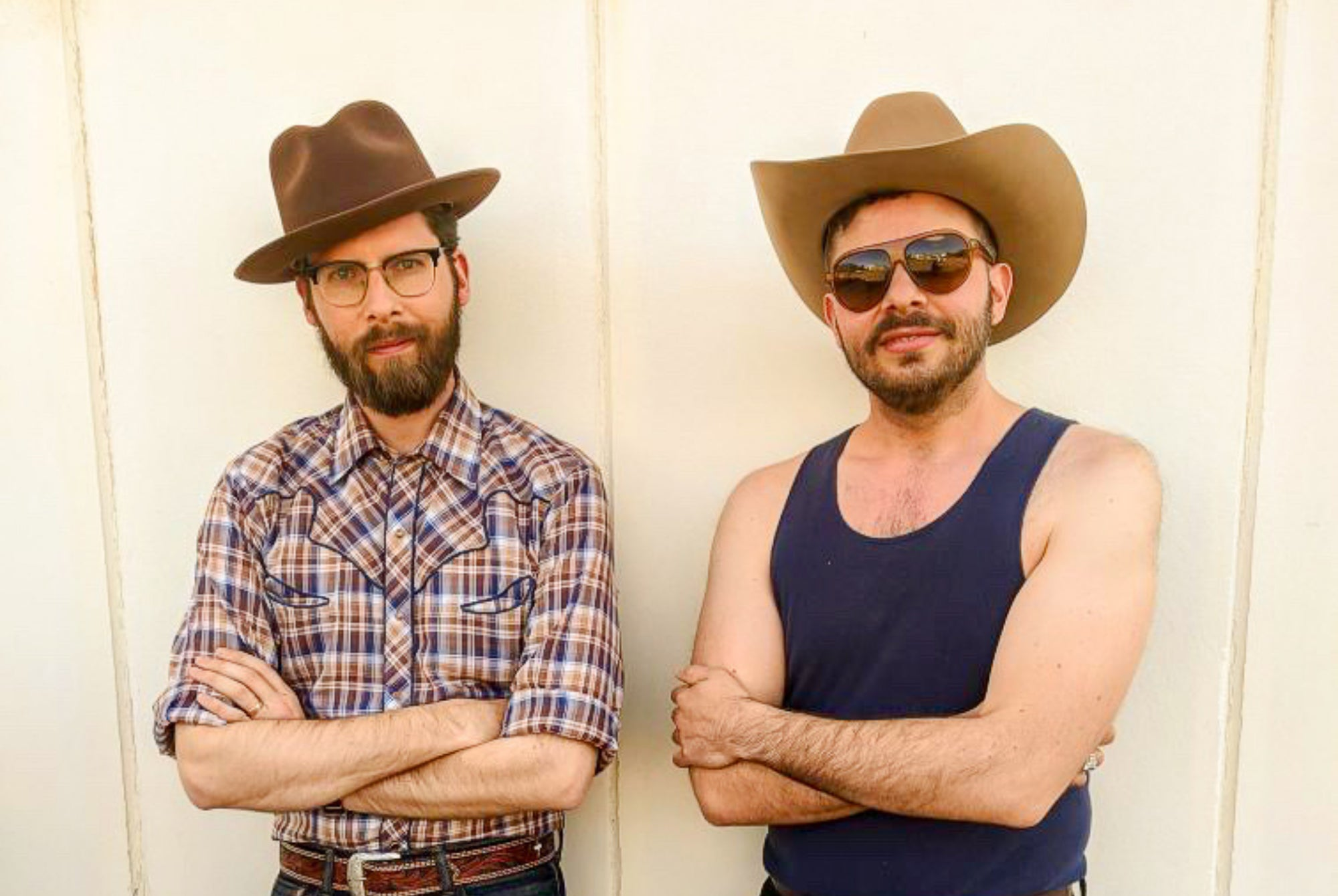 Stetson Australia Story - the Banks Brothers