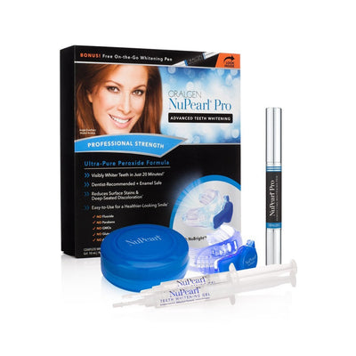 ORALGEN® Pro Advanced Teeth Whitening Kit