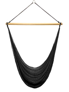 Thin Hangout Chair - Black