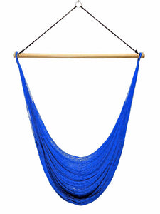 Thin Hangout Chair - Electric Blue