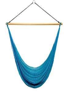Thin Hangout Chair - Turquoise