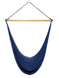 Thin Hangout Chair - Navy