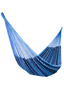Thick Lounger Hammock - Electric Sky