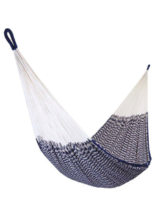 Thick Lounger Hammock - Nautical