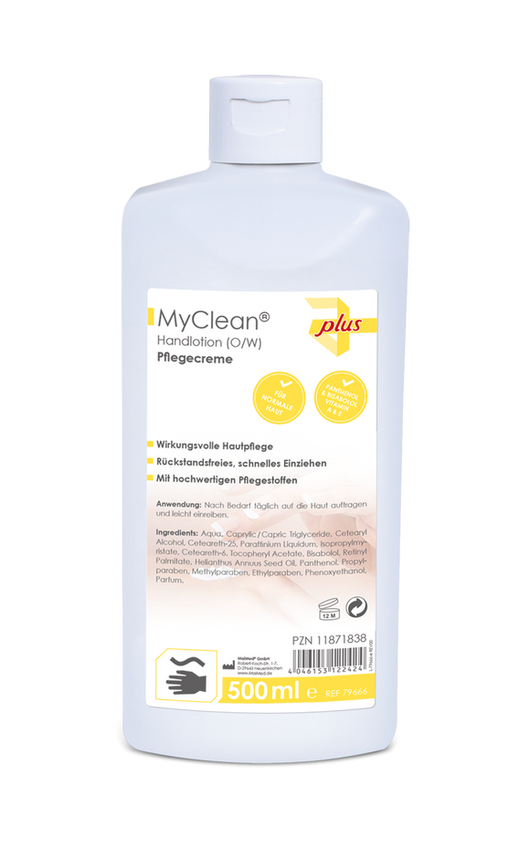 MaiMed® MyClean Handlotion (O/W) , 500ml