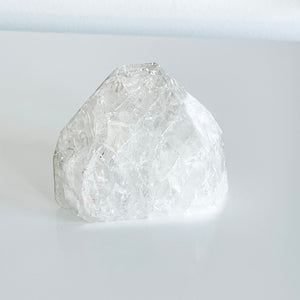 crackle quartz point 01