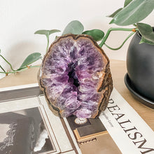 Load image into Gallery viewer, amethyst geode 01