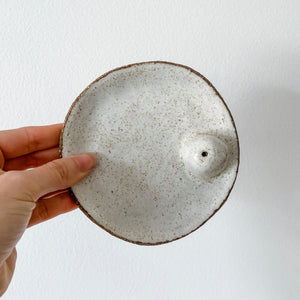 incense holder- round