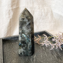 Load image into Gallery viewer, labradorite tower 01