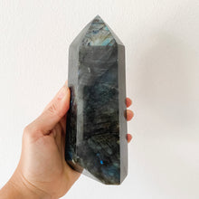 Load image into Gallery viewer, labradorite tower 02