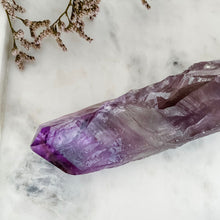 Load image into Gallery viewer, amethyst laser wand 03