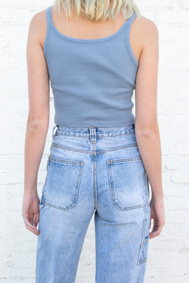 Light Blue / Cropped Fit