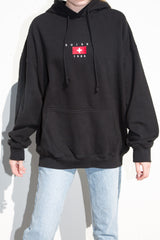 Front Photo of Christy Suisse 1984 Hoodie