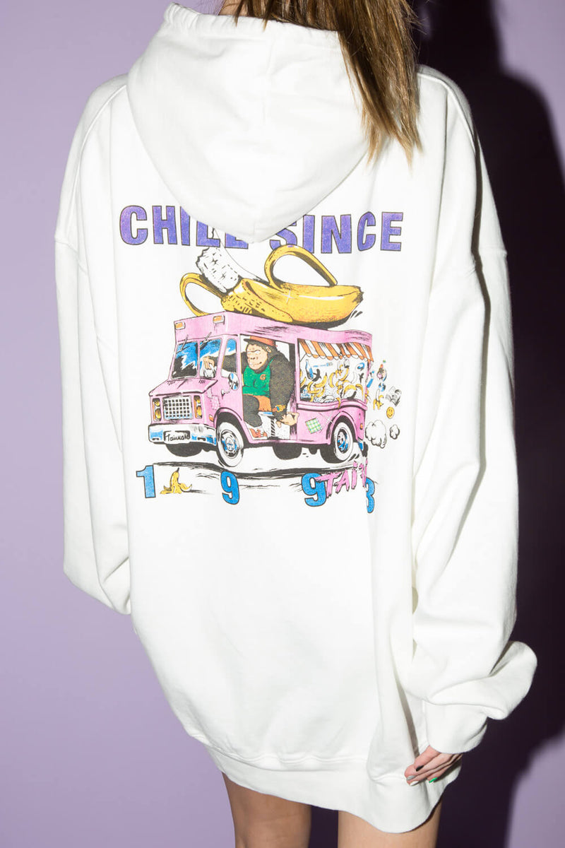 Christy Chill Since 1993 Taipei Hoodie