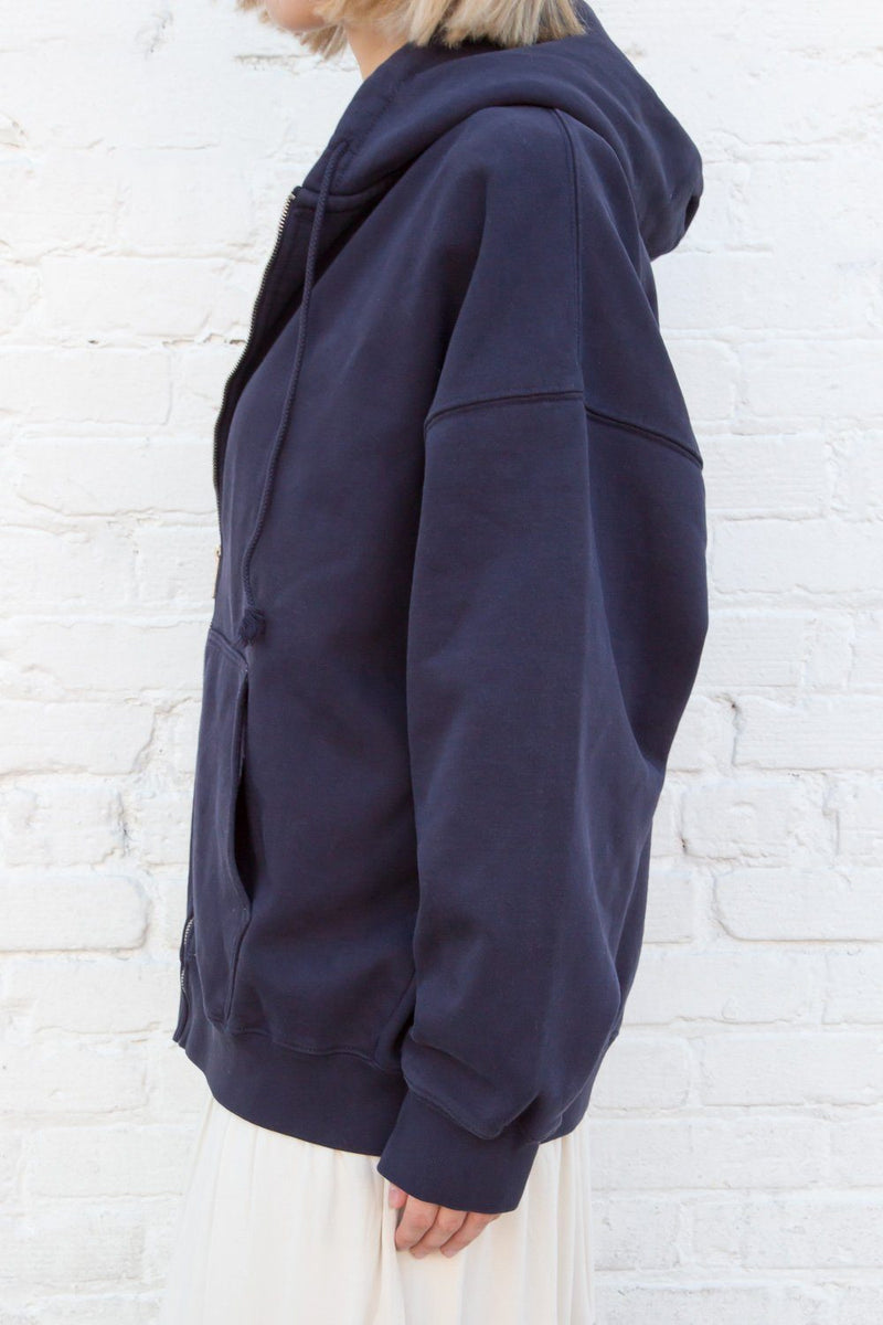 Oversized Fit / Navy Blue