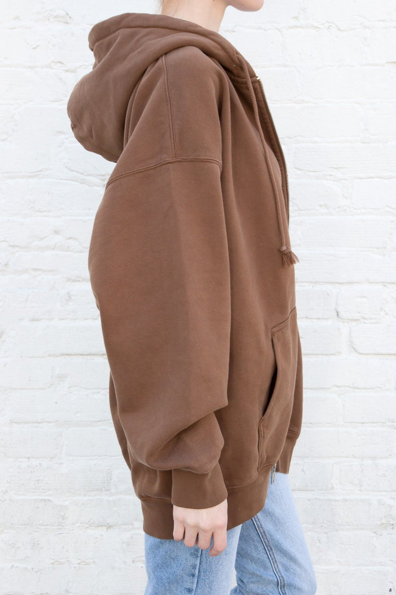 Brown / Oversized Fit