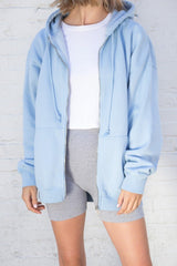 Light Blue / Oversized Fit