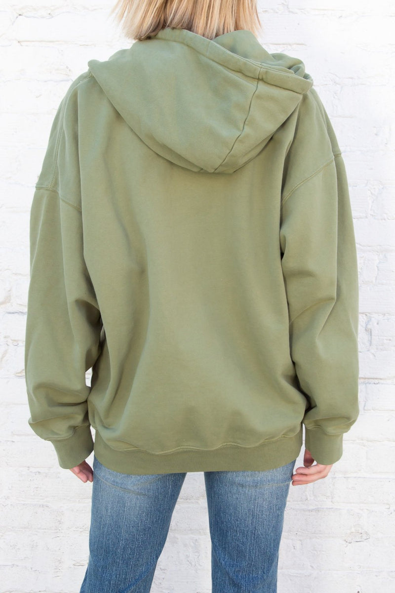 Green / Oversized Fit