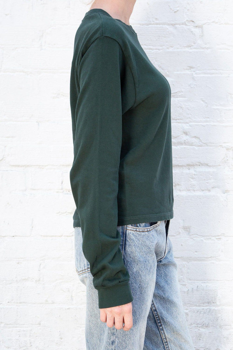 Dark Green / Regular Fit