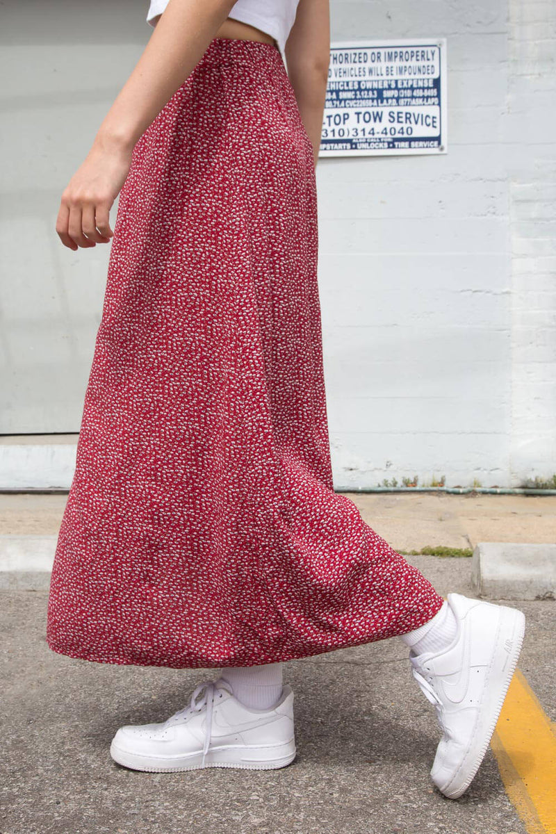 Side Photo of Maura Skirt