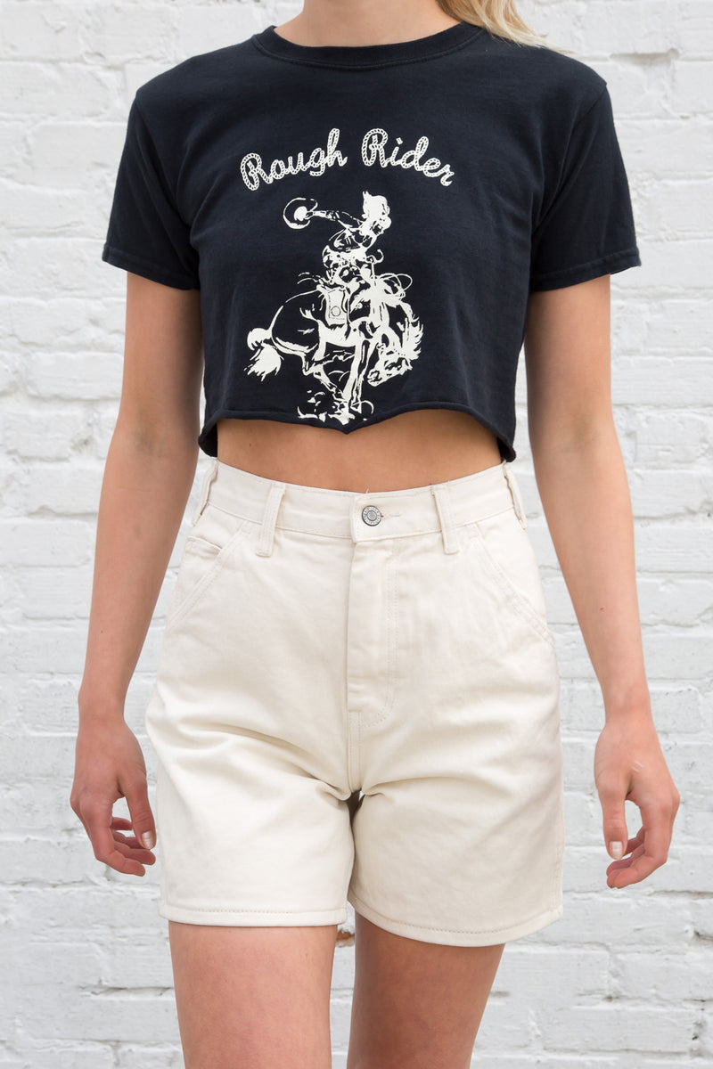 Front Photo of Helen Rough Rider Top