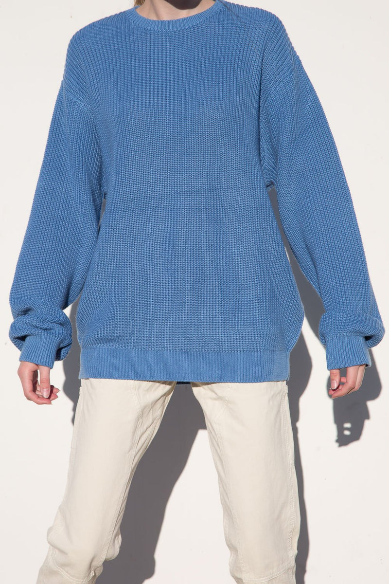 Bright Blue / Oversized Fit