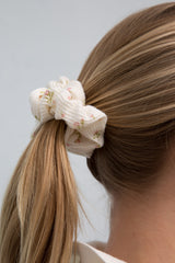 Detail Photo of Floral Scrunchie