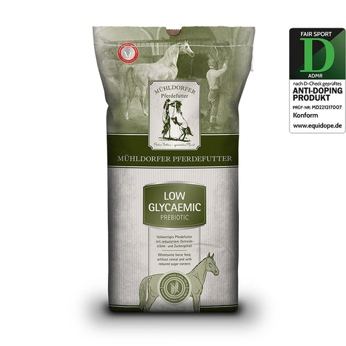 Low Glycaemic prebiotic 15kg