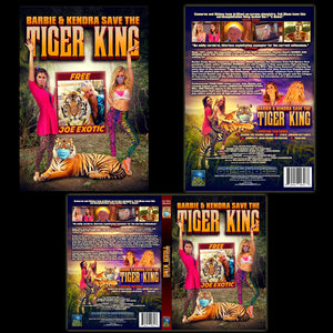 Barbie & Kendra Save the Tiger King DVD
