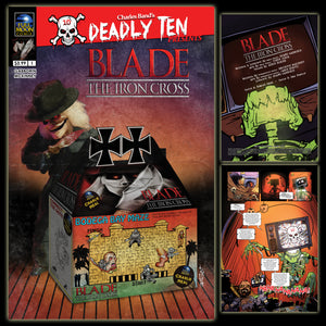 Deadly Ten Presents: Blade The Iron Cross (Dan Fowler cover)