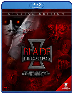 Blade: The Iron Cross Blu-ray