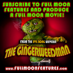 The Gingerweed Man EXECUTIVE PRODUCER credit