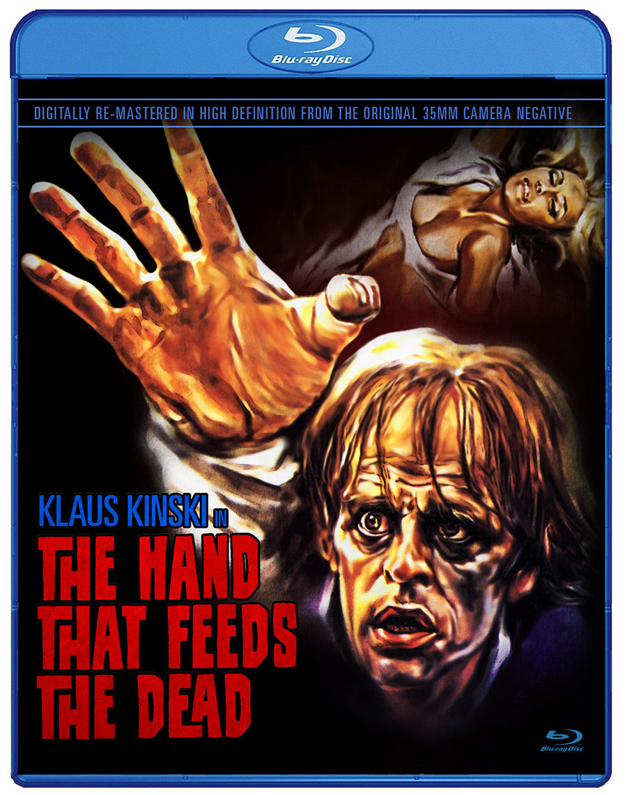 The Hand That Feeds The Dead Blu-ray