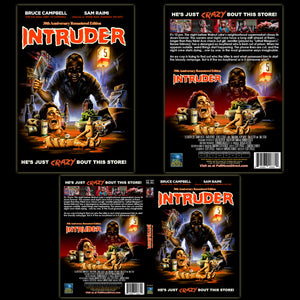 Intruder [Remastered] DVD