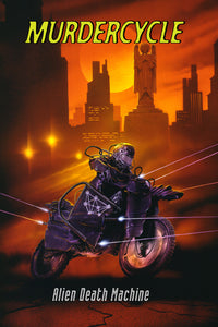 Murdercycle DVD