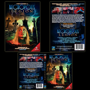 Necropolis: Legion DVD [Director's Cut]