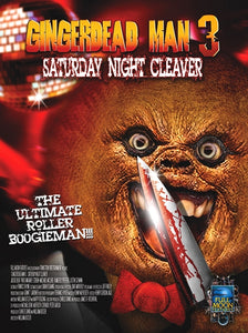 Gingerdead Man 3: Saturday Night Cleaver DVD