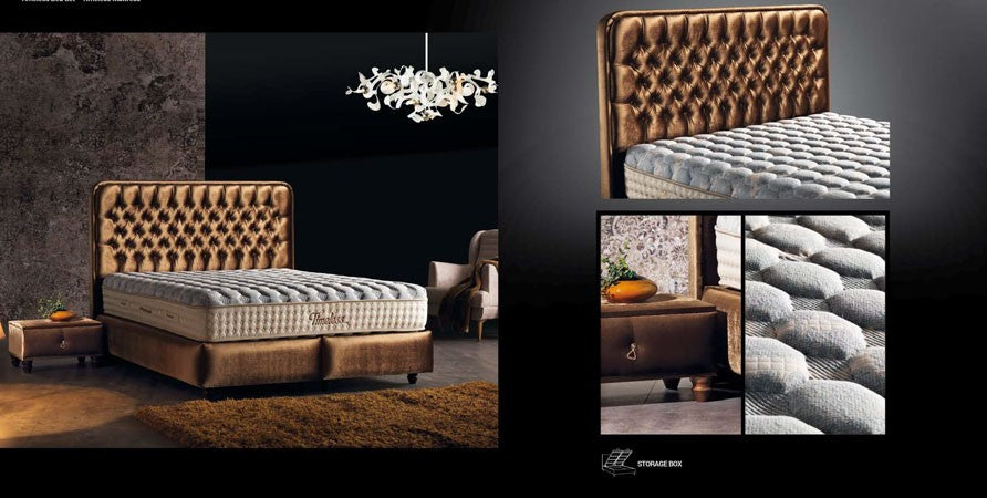 Boxspringbett, Baza Timeless Set